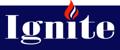 Ignite Heating & Plumbing Logo